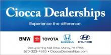 ciocca dealerships logo