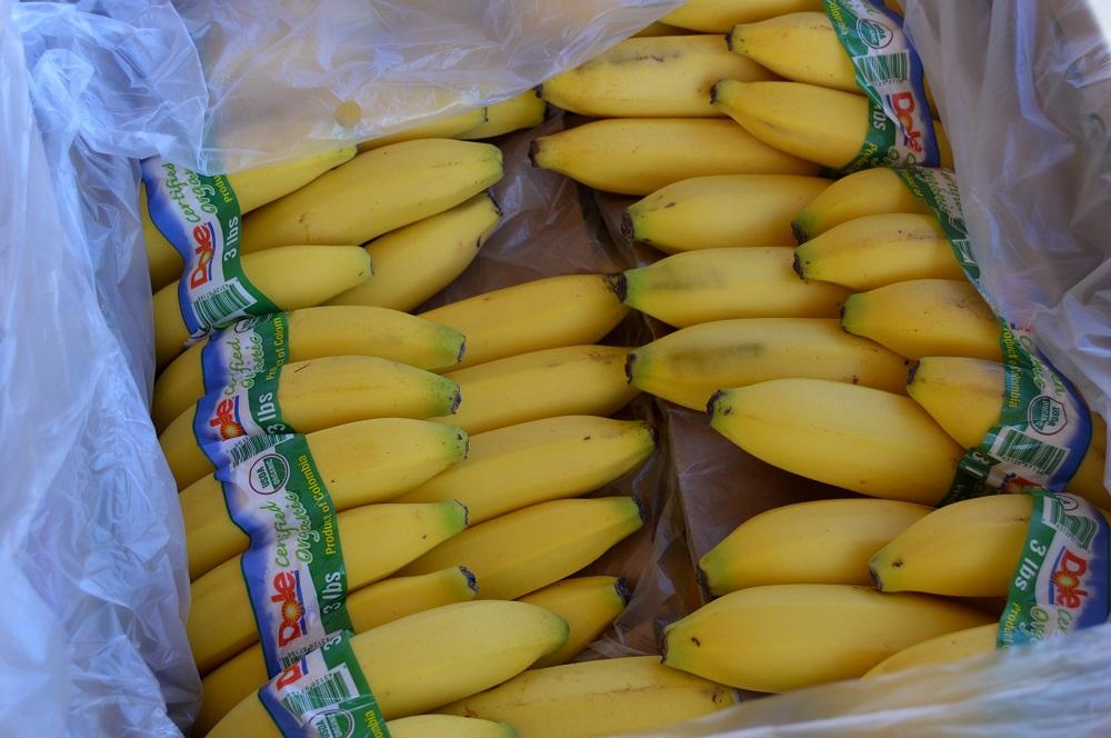 firetree place fresh express box of fresh bananas